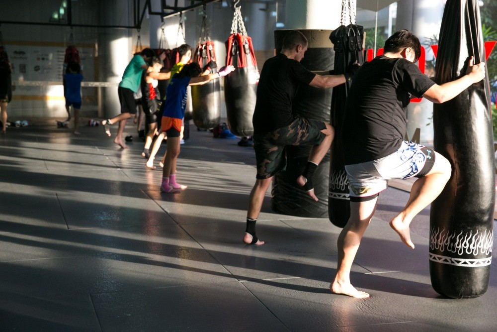 7 Benefits Of Practicing Muay Thai