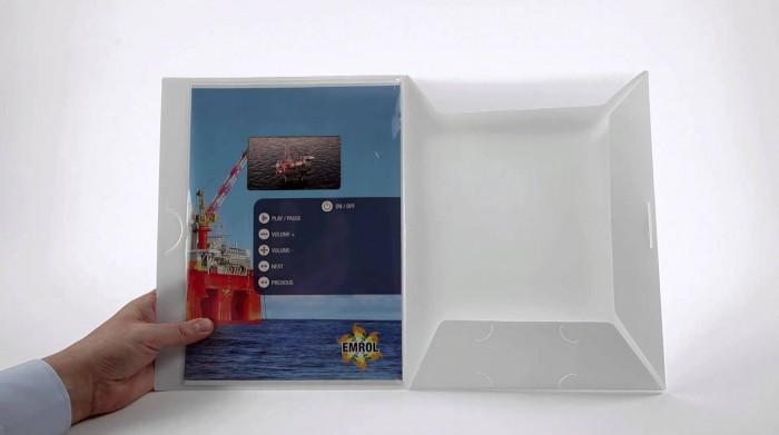 Presentation Folders Printing technology