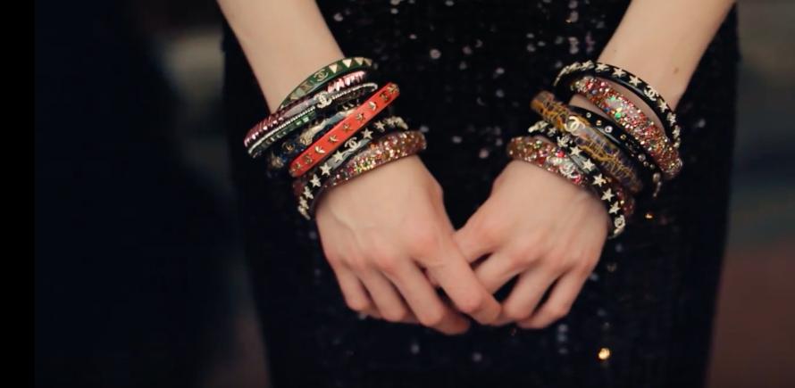 Chanel Accessorise, accessorise, accessorise