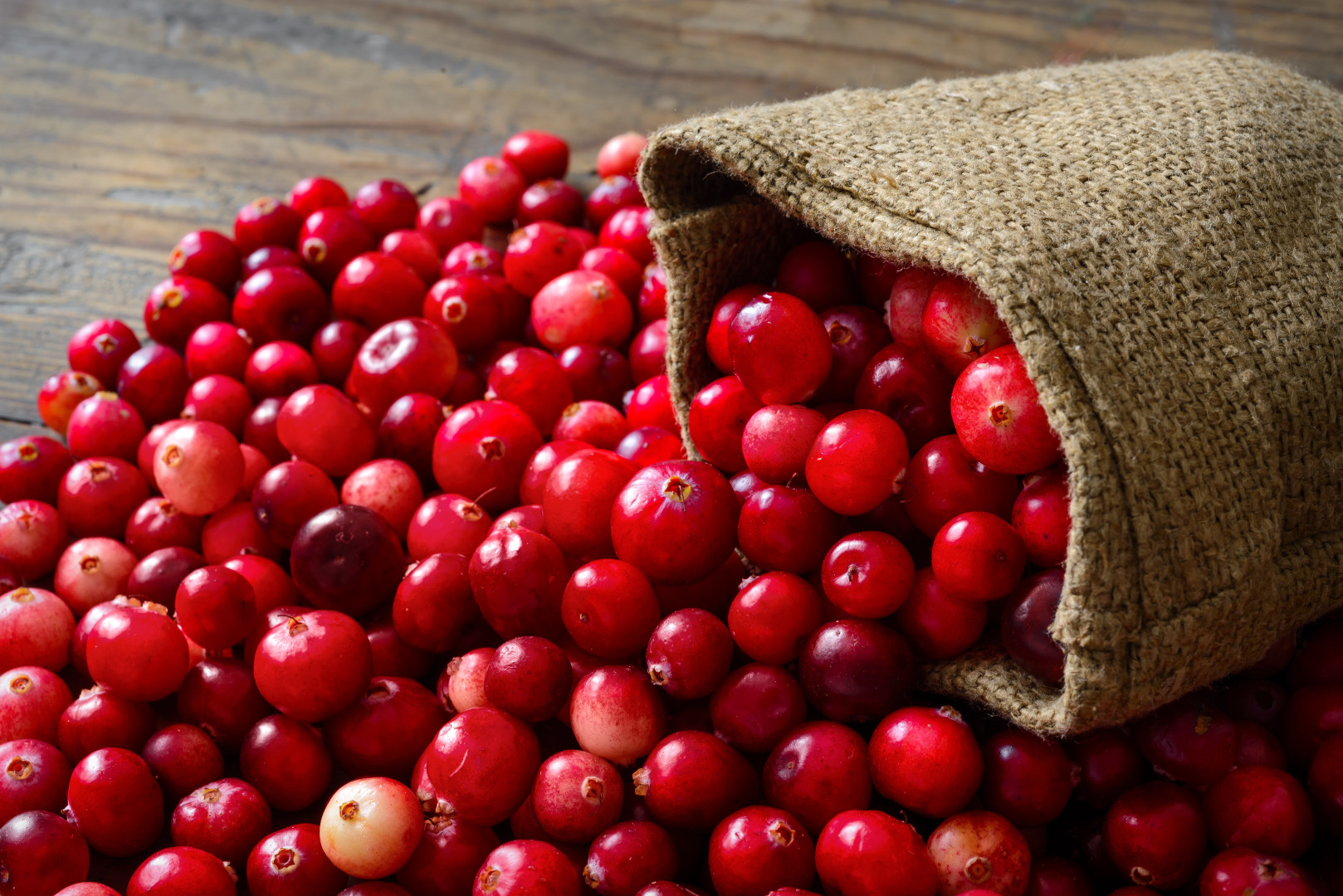 Health Benefits Of Fresh Cranberries