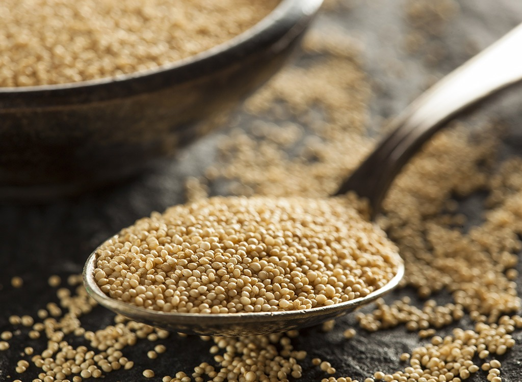 Health Benefits Of The Superfood Amaranth
