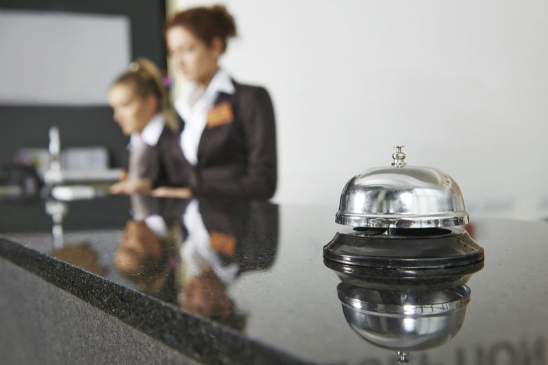 Looking After Guests In The Hotel Industry!