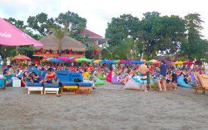 Seminyak Beach Tourism