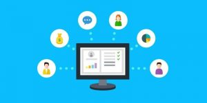 What does CRM mean in software for business?