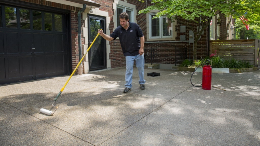 Deciding Whether We Should Repave or Redone Damaged Driveway