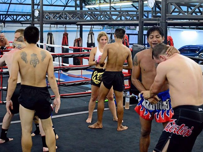 How Does The Online Market Support Muay Thai In Thailand In Today?