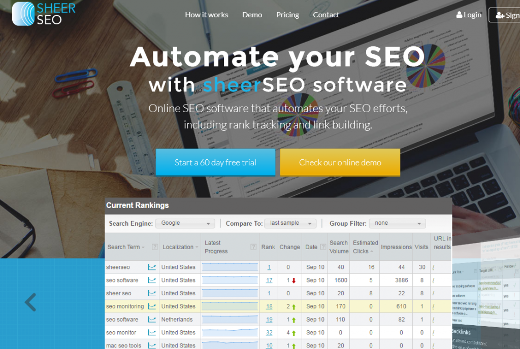 SheerSEO - The SEO Solution You Have Been Looking For