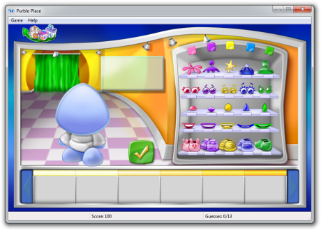 Download Purble Place Games Online