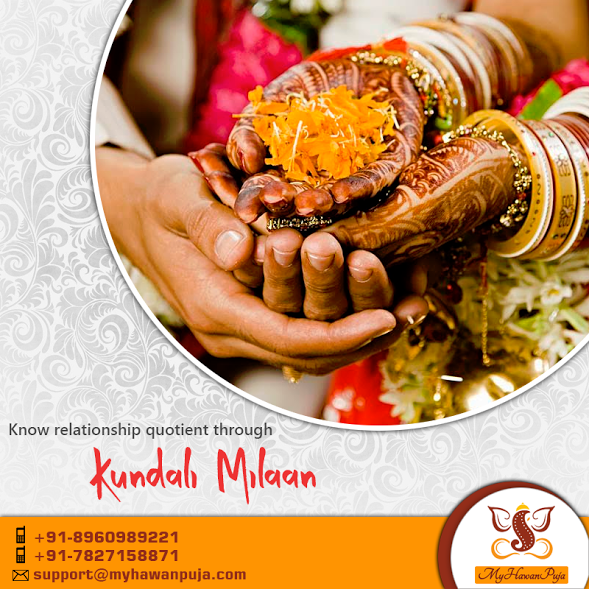 Kundli milan services for marriage