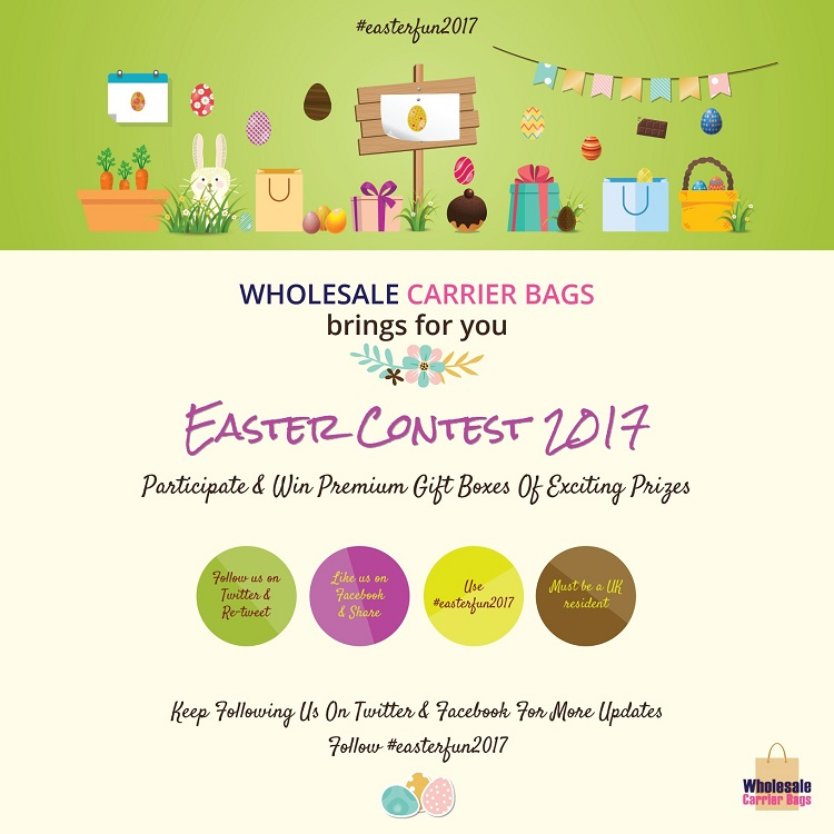 Participate In #easterfun2017 Contest and Win Exciting Prizes