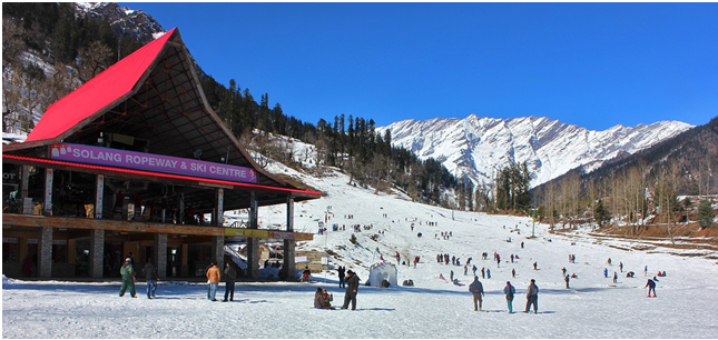 Manali, The Perfect Adventure Destination