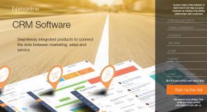 Bpm'online CRM software