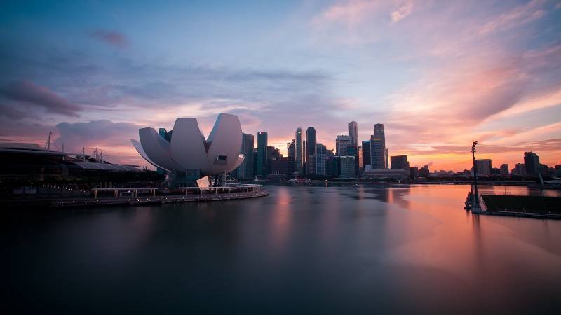 Per Day City Pack Trip Singapore