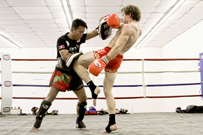 Muay Thai Website and Information