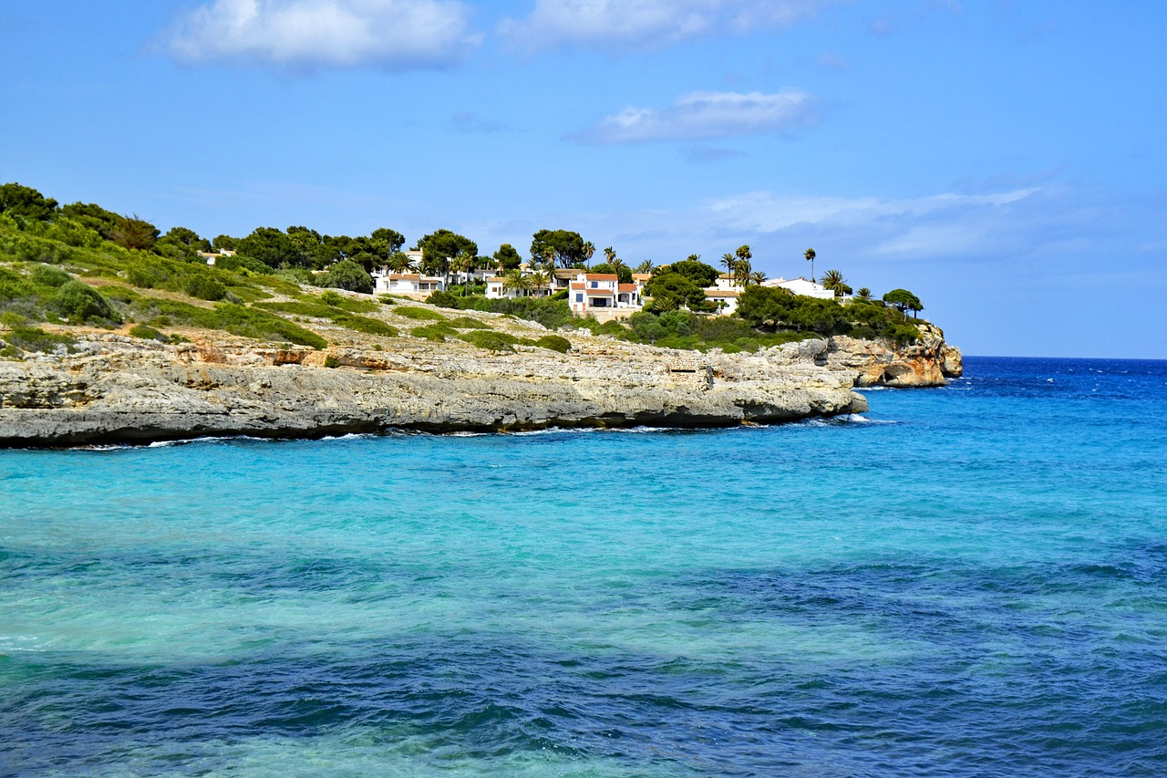 Top 7 Beaches In Majorca