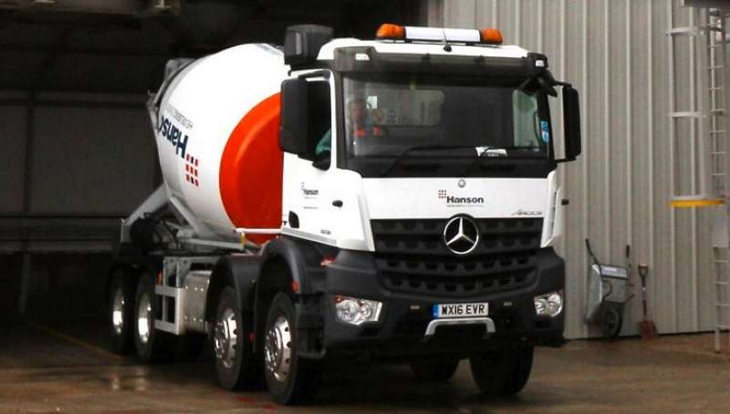 Outsource Your Concrete Mixing