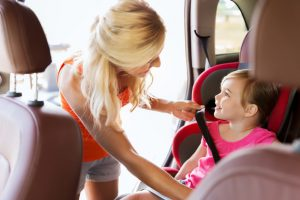What Every Parent Should Know About Seat Belt Buckles