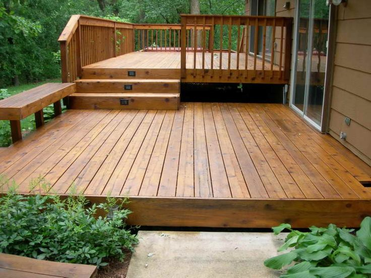 7 Deck Railing Design Ideas