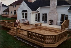 Building with Pressure Treated Wood