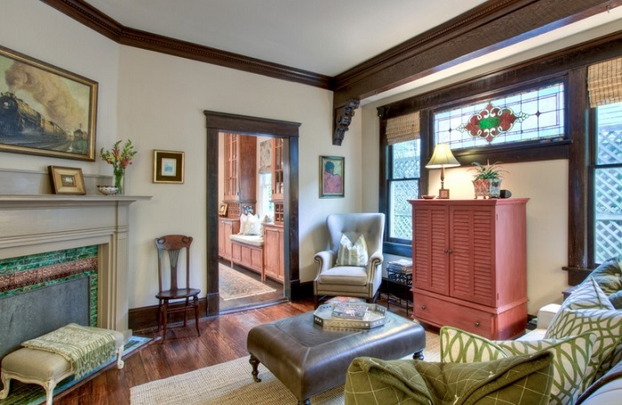 5 Ways Wood Crown Moldings Change The Face Of A Room