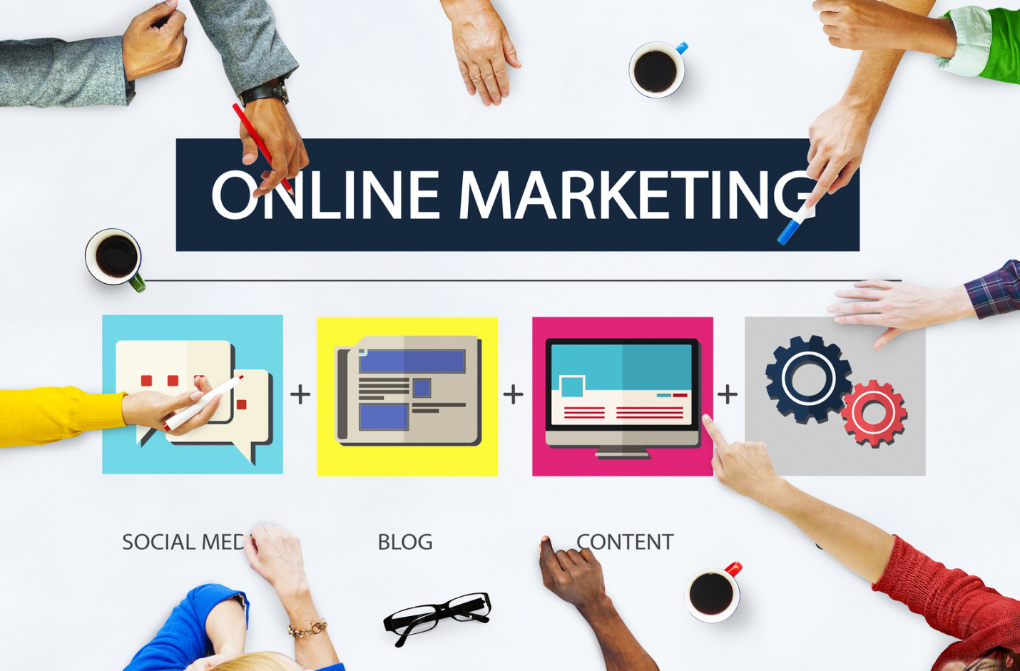 Benefits Of Using The Services Of An Online Marketing Agency In London