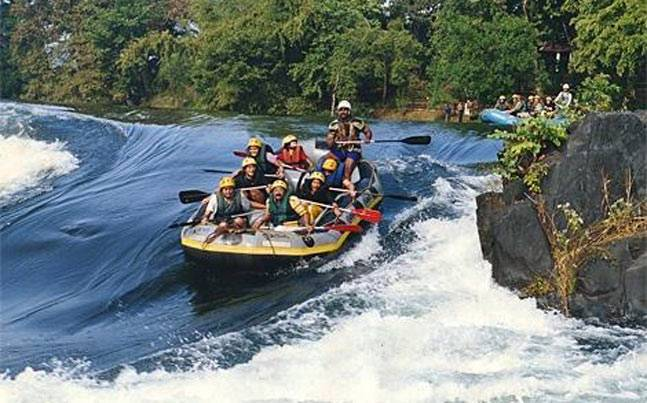 Top Destinations In India For River Rafting