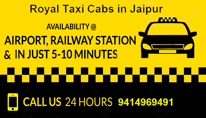 Taxi and Cabs In Jaipur
