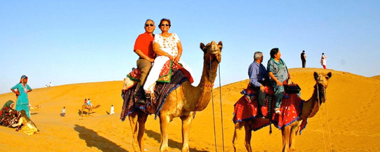 Enjoy The Desert Safari Tour