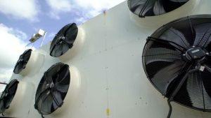 large industrial fans