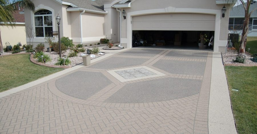 Concrete Driveway - The Various Benefits