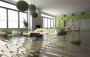 The Exact Category In Which The Water Damage