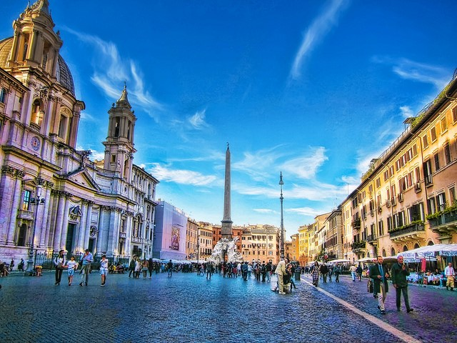 Hospitable Rome: 5 Best Districts For Staying