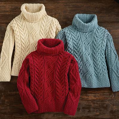 How To Take Good Care Of Irish Sweaters