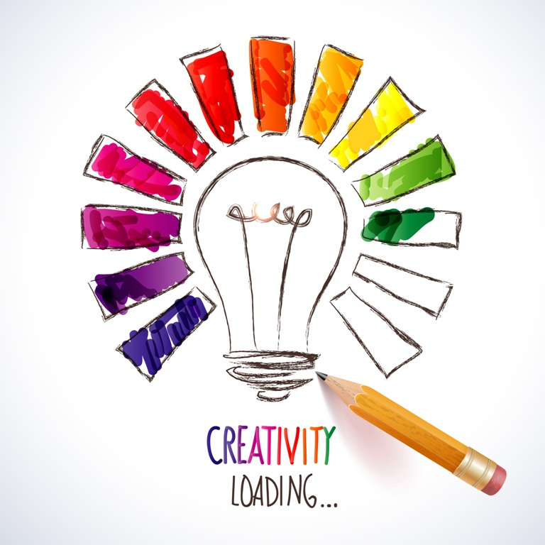 Tips To Stay Creative On A Daily Basis