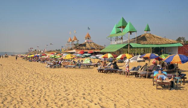 Candolim Beach: The Ultimate Beach For Every Beach Lover