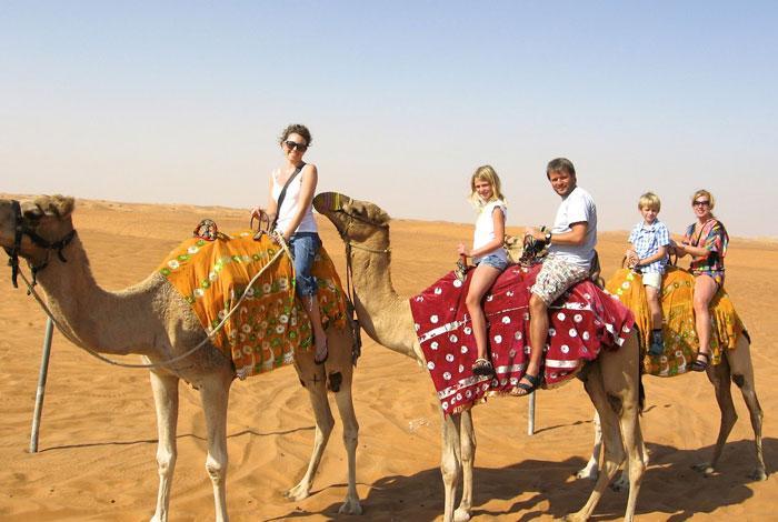 Jaisalmer – India's Best Location For Camel Safari