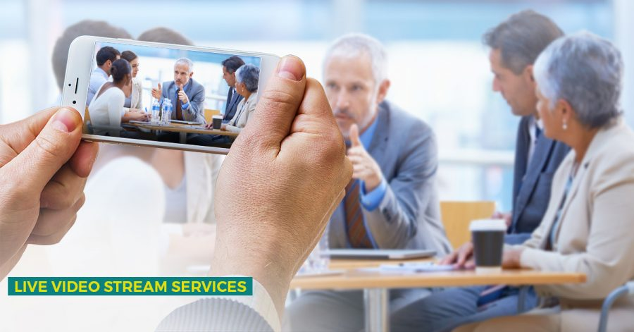 Boosting Your Business Using Video Live Streaming Services