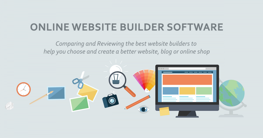 Learn About Using The Website Builder To Create A Website Or Online Store