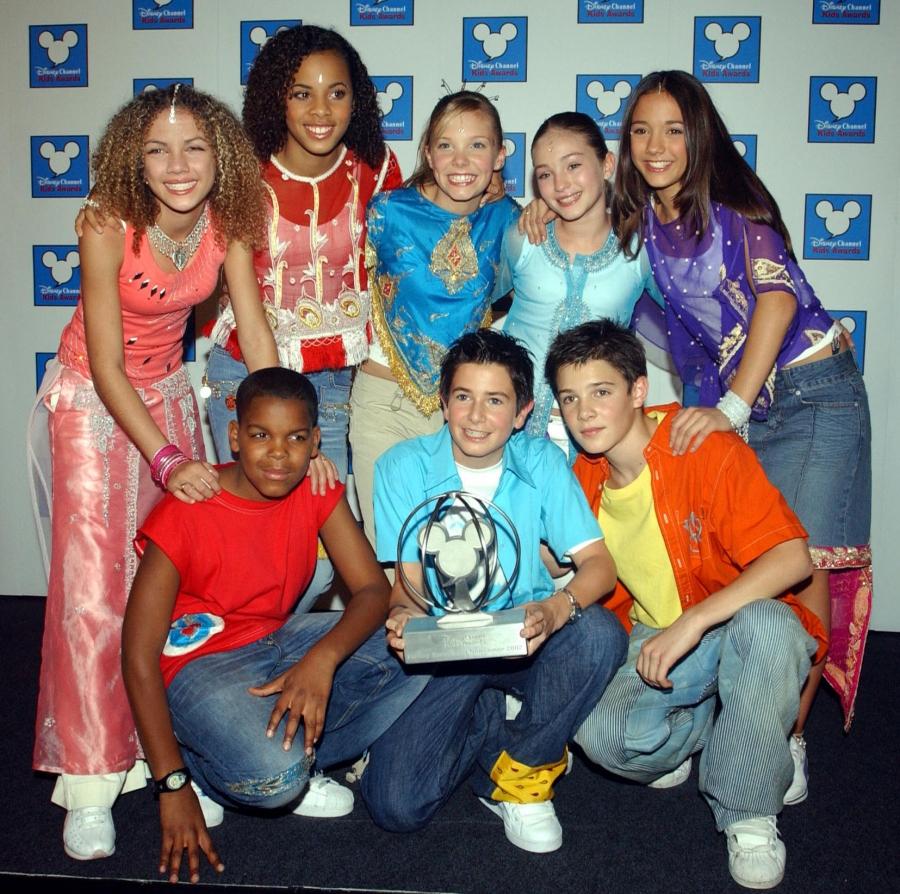 Remember S-Club Juniors?