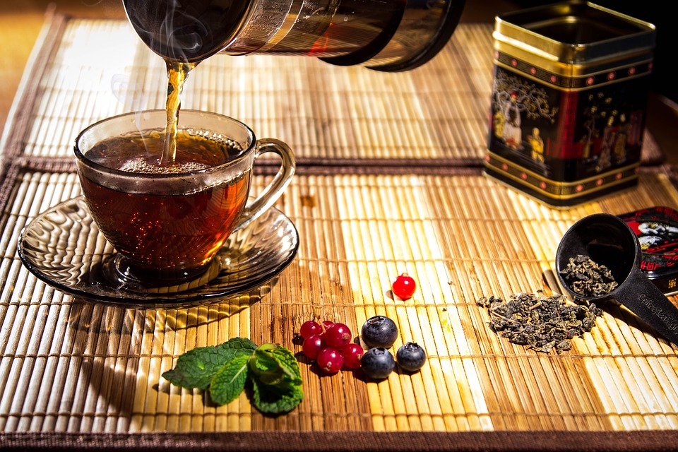 Tea: A Real Motivator!