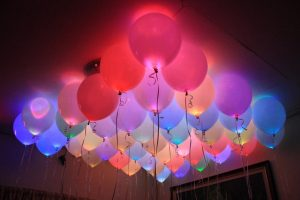 5 Reasons Why Any Kind Of Party Needs Balloon Lights