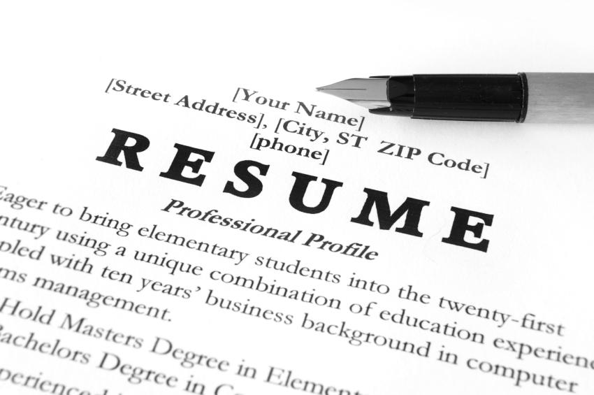 How to Properly Write a Resume