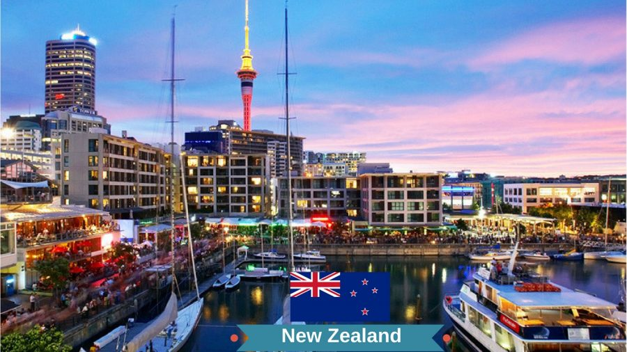 Immigrate to New Zealand