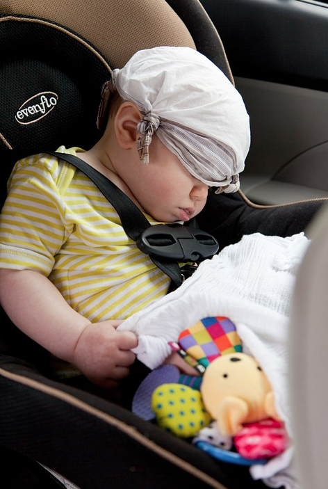 4 Things You Need To Know About Road Tripping With A Newborn