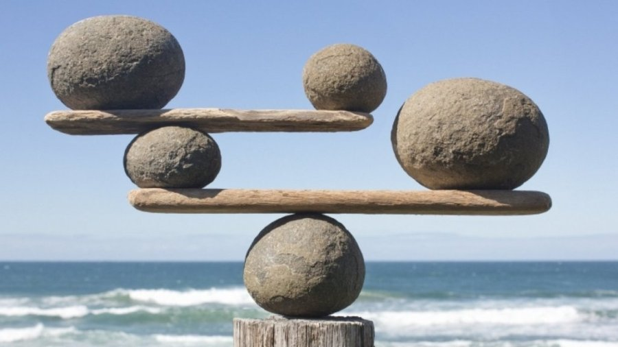 Find That Happy Balance In Life